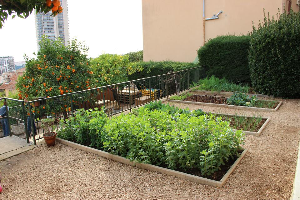 Le jardin solidaire ville de beausoleil for Un jardin extraordinaire