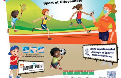 CDOS 06 - Caravane du Sport